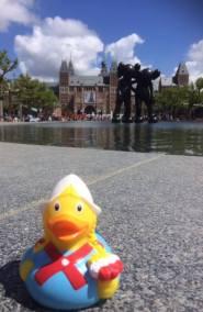 Holland Rubber Duck