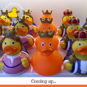 See you on King's Day! We can't wait. April 27th, party all over Amsterdam...