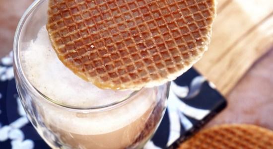 Stroopwafel and Coffee Amsterdam! Good Cokies