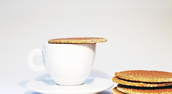 Stroopwafel and Coffee Amsterdam! Good Cokies