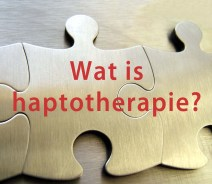 Wat is haptotherapie?