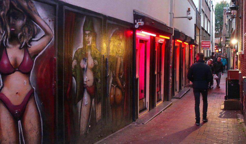 decriminalising prostitution