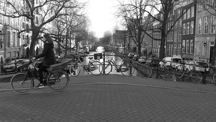 History of Amsterdam - Canals  - Bikes - Tour