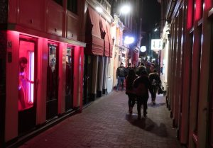 red light district questions brothels