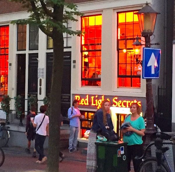 Red Light Secrets Amsterdam