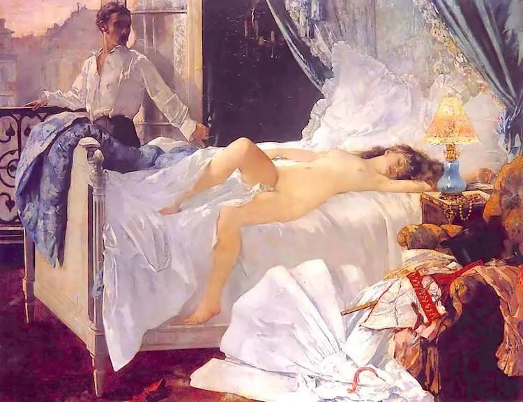 Van Gogh Museum - Prostitution Exhibition - Rolla