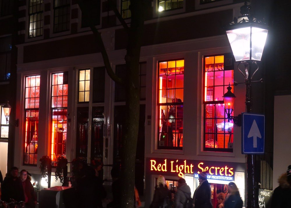 Amsterdam Museum of Prostitution