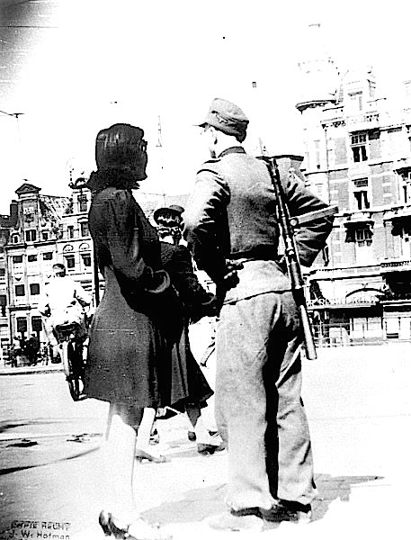 Red Light District History During Second World War