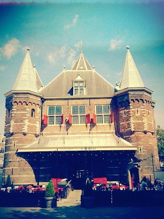 Amsterdam-Nieuwmarkt-The-Waag-small