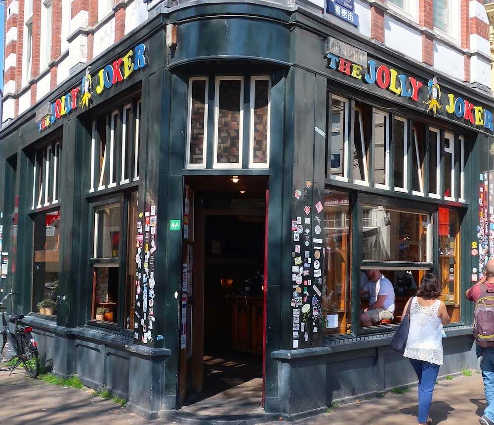 Amsterdam Coffeeshop The Jolly Joker