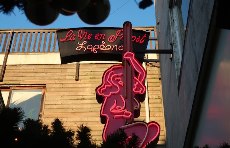 La Vie En Proost Amsterdam Strip Club
