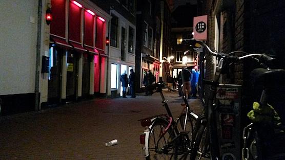 The Ton Ton Club in Amsterdam