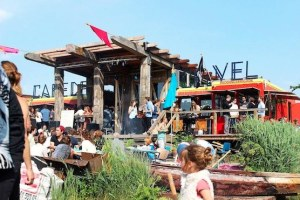 Amsterdam's Eco Hangout De Ceuvel