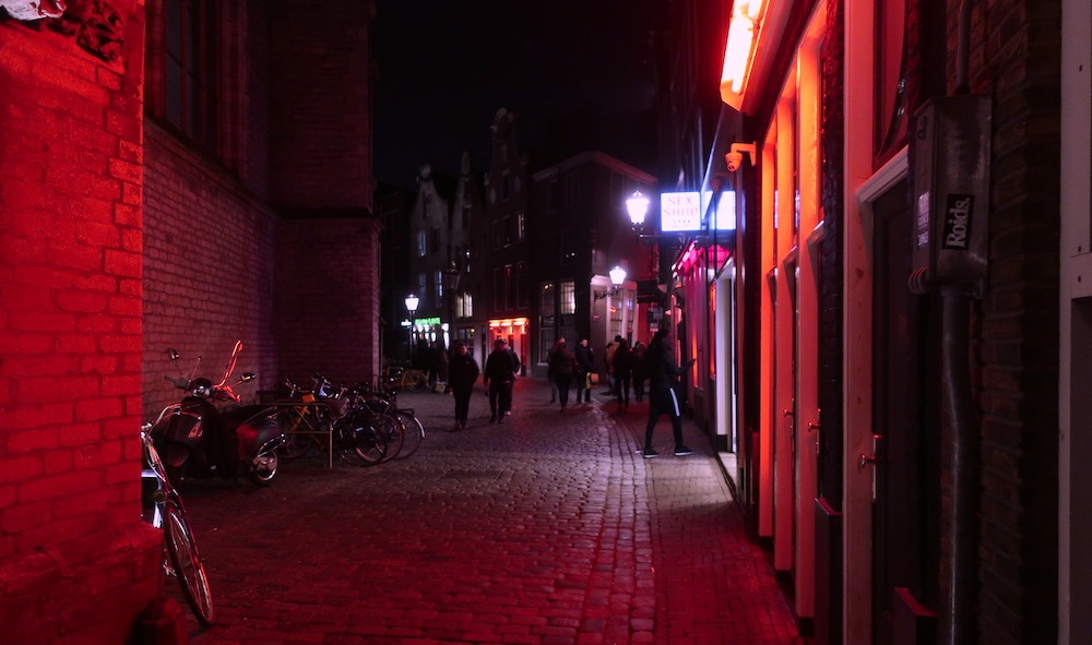Amsterdam Red Light District Etiquette