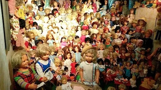 This doll museum in Amsterdam's Red Light District is something which you've never seen before.