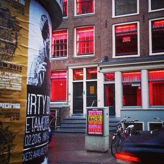 Yab Yum Museum Brothel Amsterdam