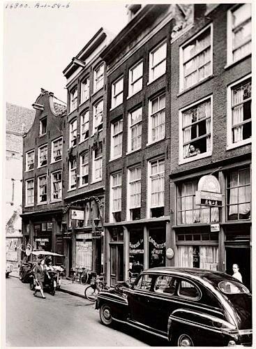 Amsterdam, Red Light District, Zeedijk 67, Patta Store. Year unknown