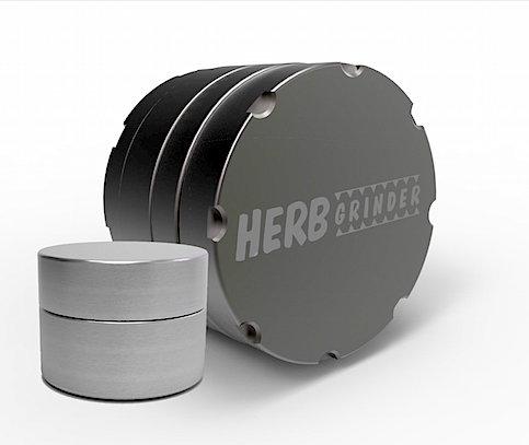 The Herb Grinder - Best Weed Grinder
