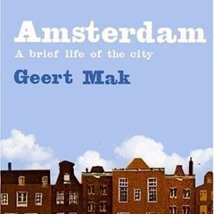 History book - Amsterdam: A brief life of the city