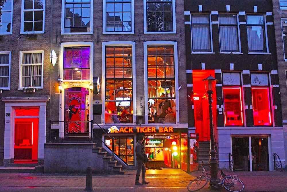 Amsterdam City Brothels Eigen Raam Project