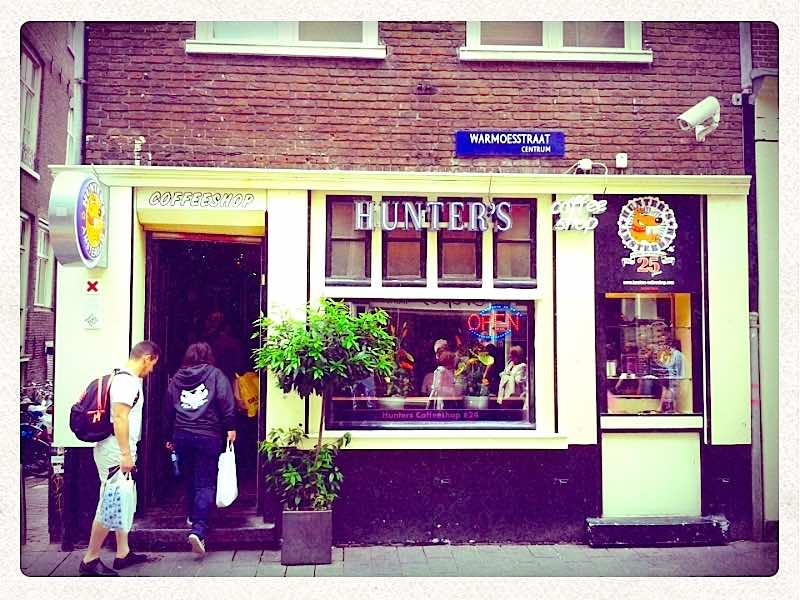 Decrease in Cannabis Coffee Shops in Holland