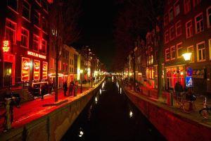Interview Window Prostitute Europe Amsterdam
