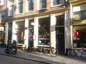 Amsterdam Latei Netherlands Nieuwmarkt
