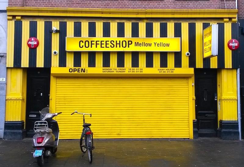 Amsterdam Coffee Shops Faq