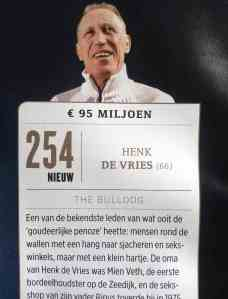 Henk de Vries: Amsterdam Cannabis Store Owner The Bulldog and Dutch Fortune 500 member