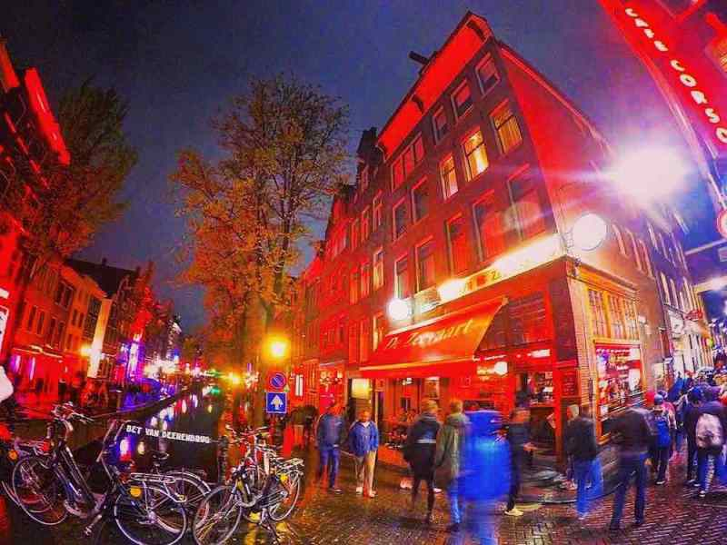 Amsterdam Prostitution Policies Renewed