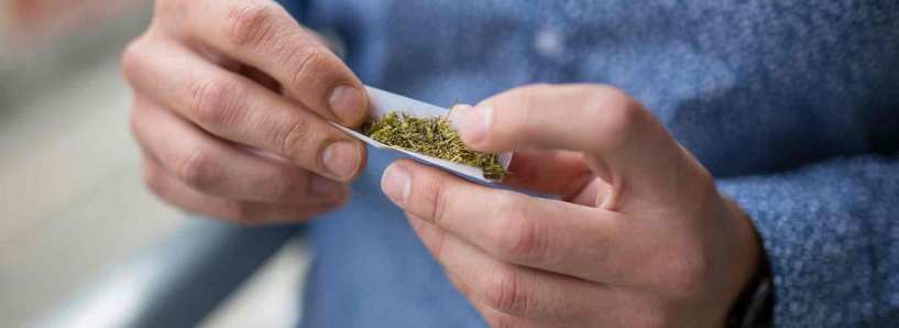 Amsterdam Drug Laws Cannabis Joint