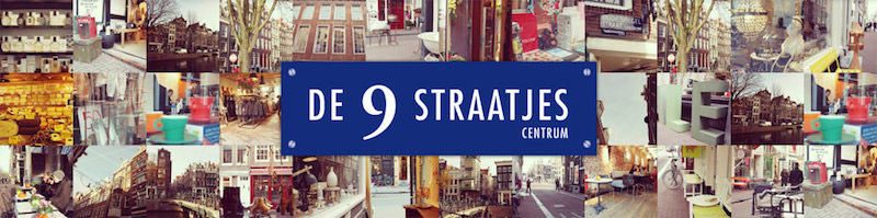 The 9 straatjes on the Amsterdam Canals