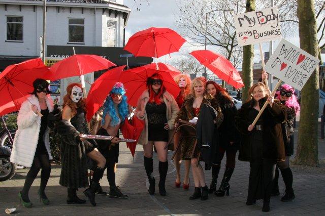 Mariska Majoor Sex Worker Activism