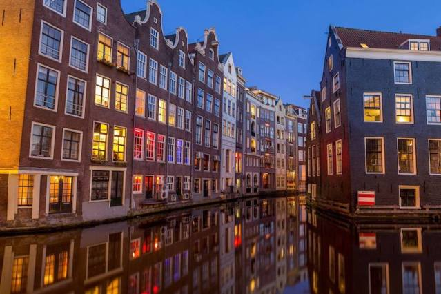 Red Light District Amsterdam Tour Architecture