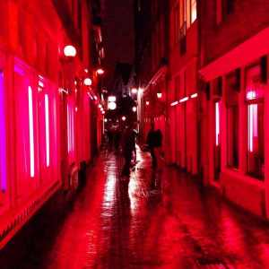 Red Light District Amsterdam Tours Window Brothels
