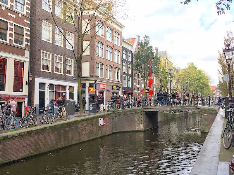 Red Light District Plays Important Economic Role in Amsterdam