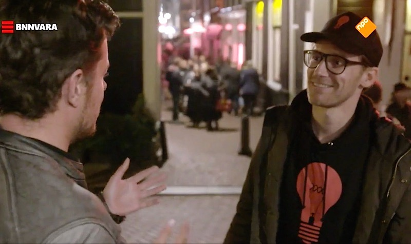 Amsterdam Red Light District Documentary in Holland