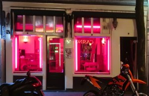 Amsterdam Red Light District Audio Tour Window Brothels