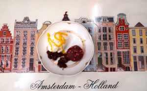 Dutch restaurant Amsterdam central diner