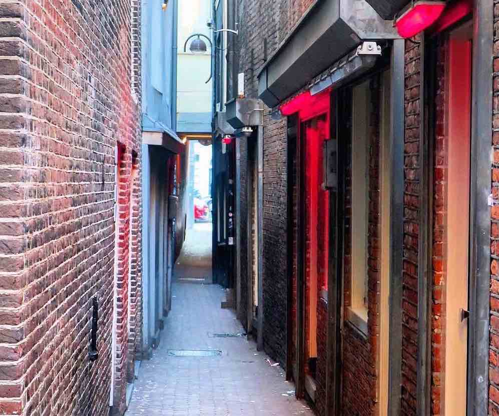 Amsterdam Red Light District Laws Window Brothels