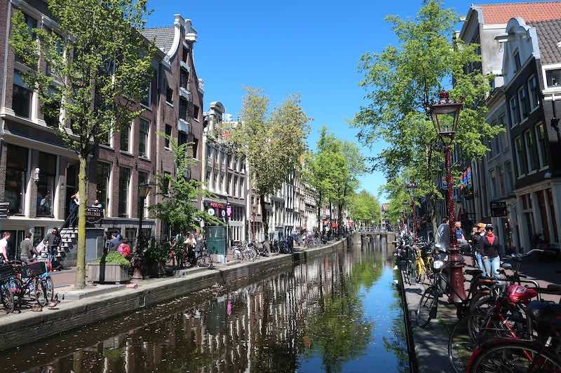 Amsterdam Red Light District Facts Minimum Age