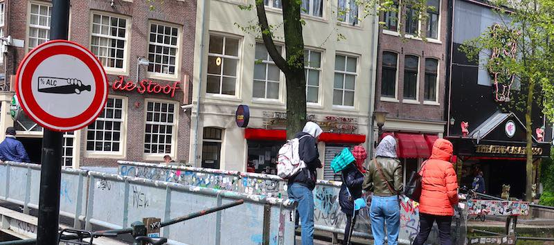 10 Important Red Light District Laws | Amsterdam Red Light District