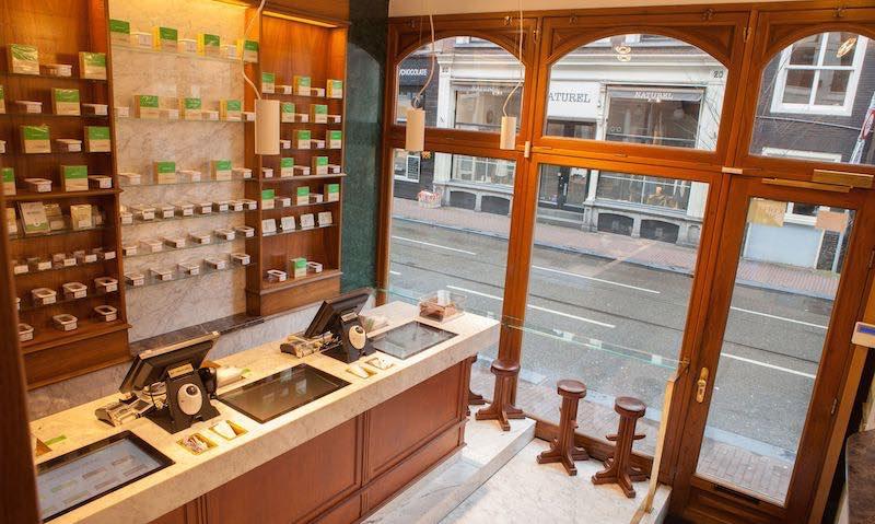 10 Best Coffeeshops In Amsterdam Boerejongens Center