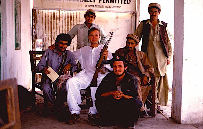 Ben Dronkers Afghanistan-Pakistan