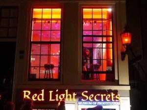 Red Light Secrets Museum Amsterdam