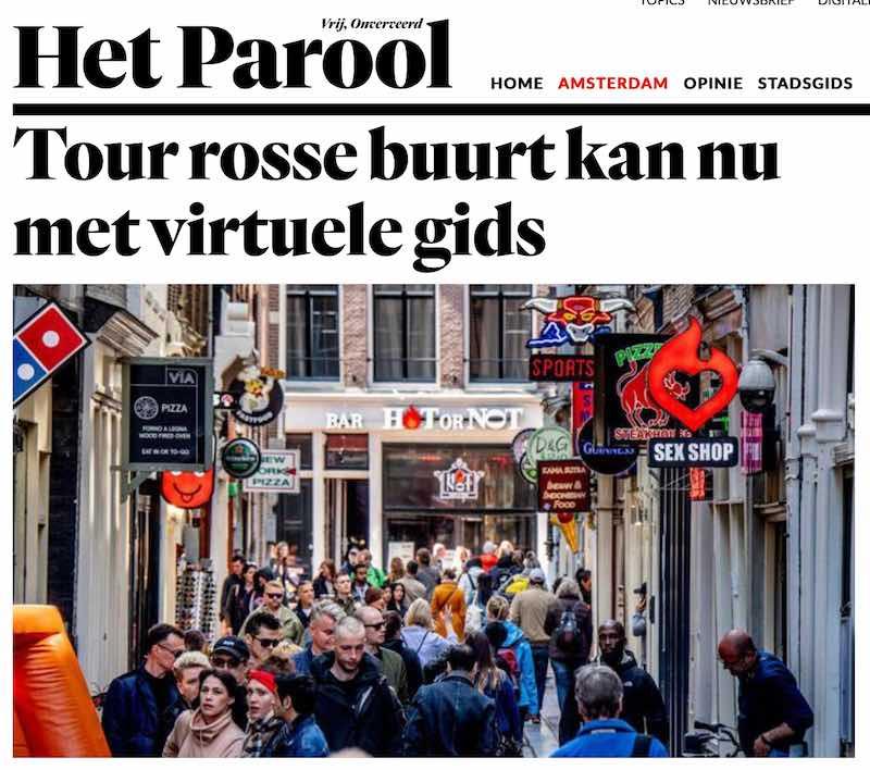 About us Het Parool