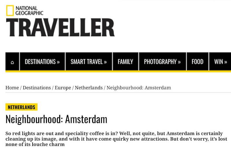 About us National Geographic Traveller