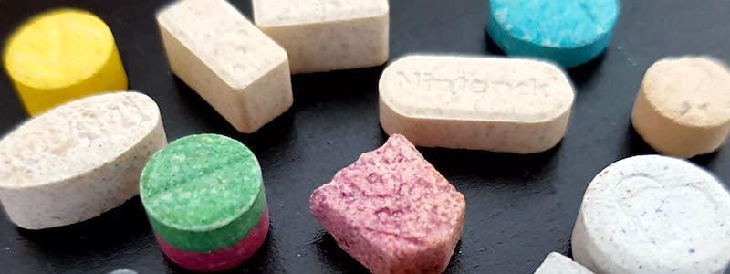 Drug use in the Netherlands Ecstasy