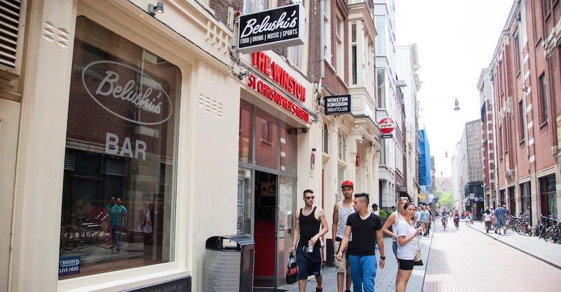 SEX ESCORT in Amsterdam
