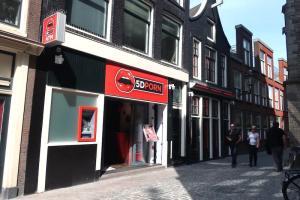 5D Amsterdam porn cinema